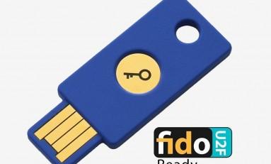 Gmail wspiera Security Key