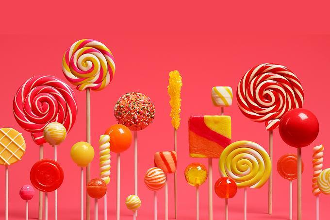 Android 5.0 Lollipop wylądował