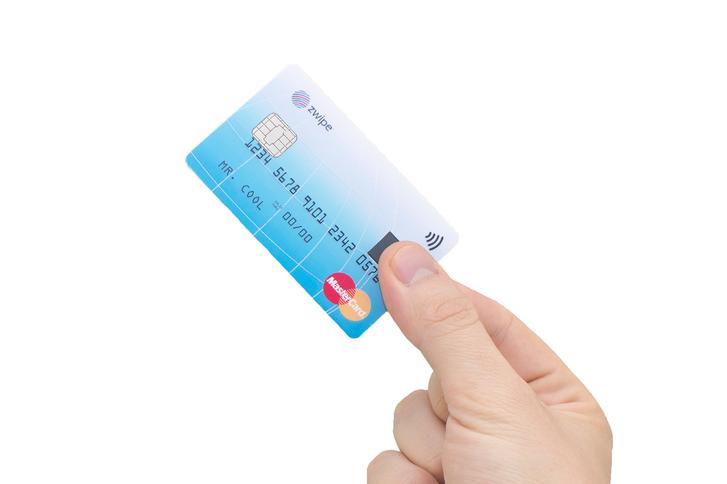 Karty biometryczne od Mastercard i Zwipe