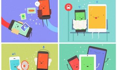Google chce przybliżyć iOS-a iAndroida
