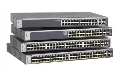 [IP]: Nowe switche ProSafe S3300 z 4 portami 10Gb od Netgear