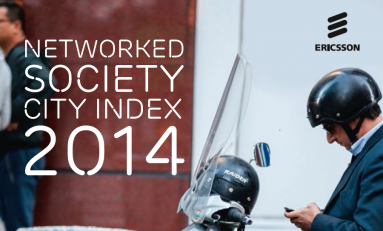 [IP]: Networked Society City Index 2014 firmy Ericsson. Warszawa na tle megamiast