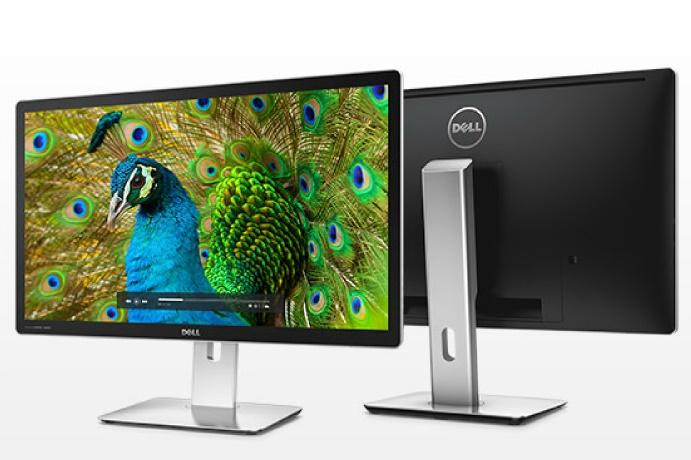 Inteligentny panel kontrolny od Della i monitor 4K