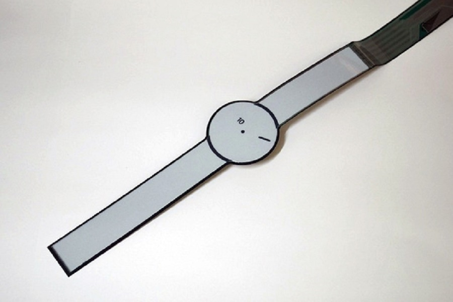 E-ink szansą dla rynku wearable?