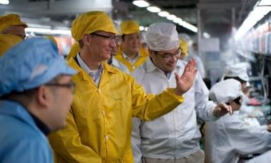 Apple chce uniezależnić się od producentów wyświetlaczy