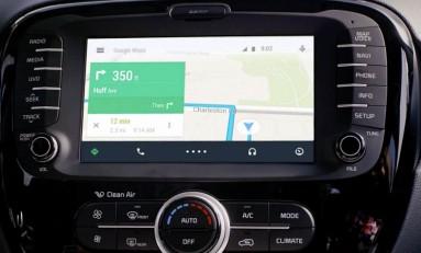 Google zawalczy o rynek samochodowy