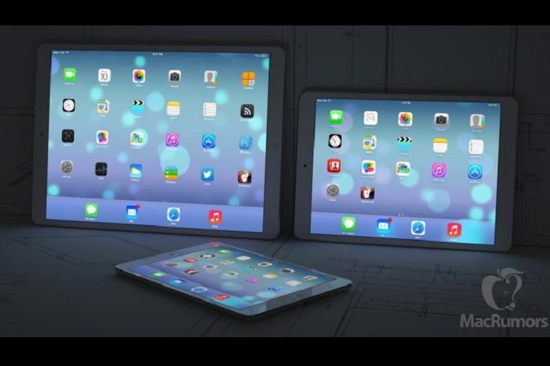 Nowy, większy iPad już w przyszłym roku