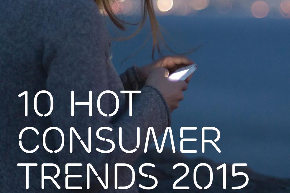 10 trendów konsumenckich firmy Ericsson na rok 2015