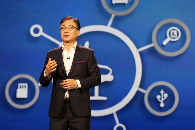 [IP]: Samsung przedstawia mapę wdrożenia koncepcji Internetu Rzeczy