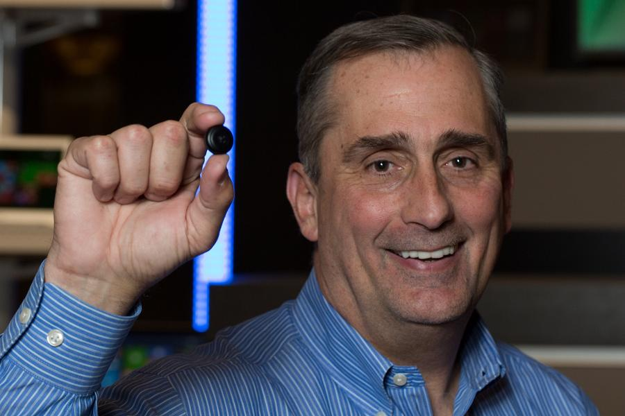 Intel zaprezentował miniaturowy układ dla branży wearable