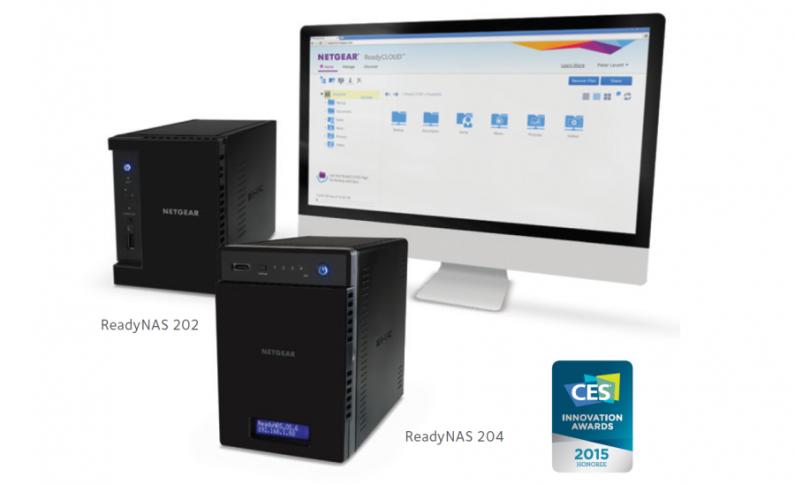 [IP]: Netgear ReadyNAS 200 – najbezpieczniejsze NAS-y w swojej klasie