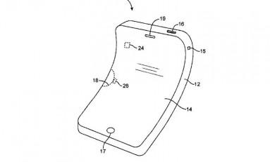 Apple pracuje nad giętkimi smartfonami
