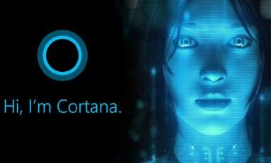 Cortana jako pomoc techniczna
