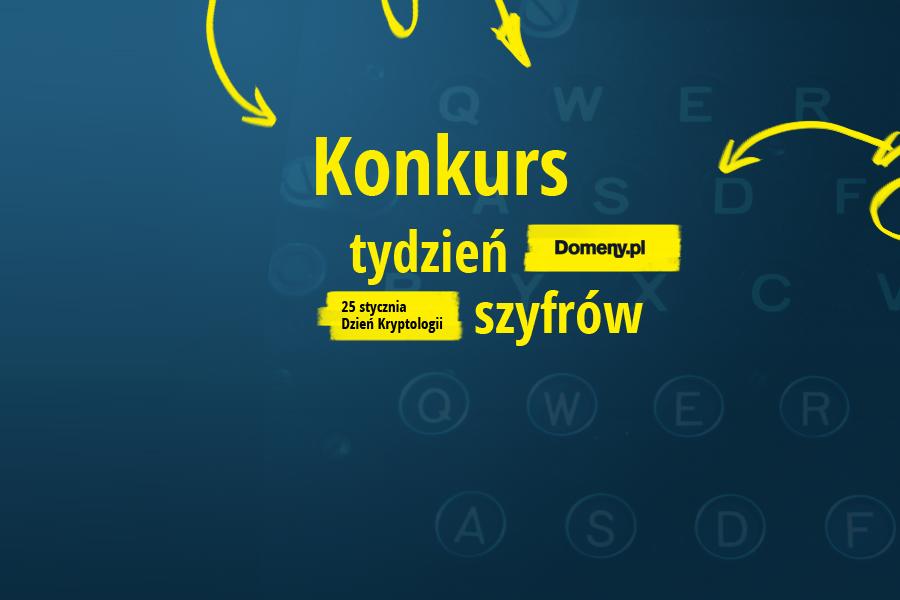 Konkurs – Tydzień Szyfrów