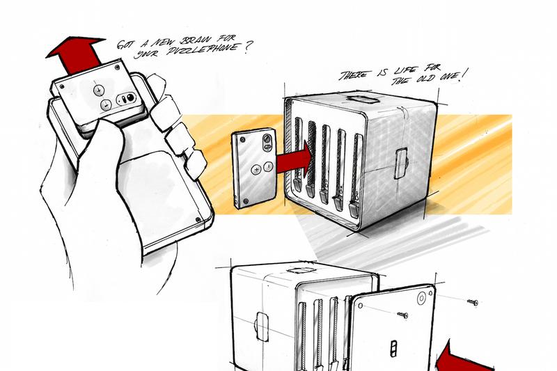 Modułowe smartfony pozwolą stworzyć superkomputer