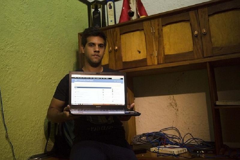"""Kubańczycy stworzyli własny """"Internet"""""""