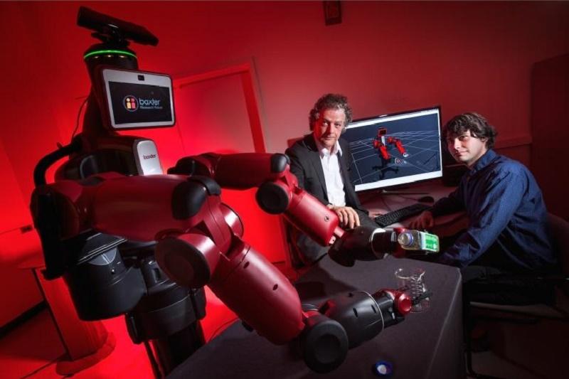 Robot, który uczy się z YouTube'a