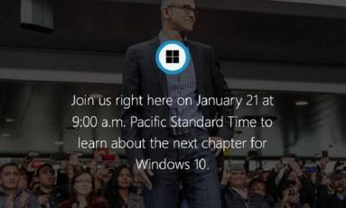 W przyszłym tygodniu Microsoft opowie o Windowsie 10