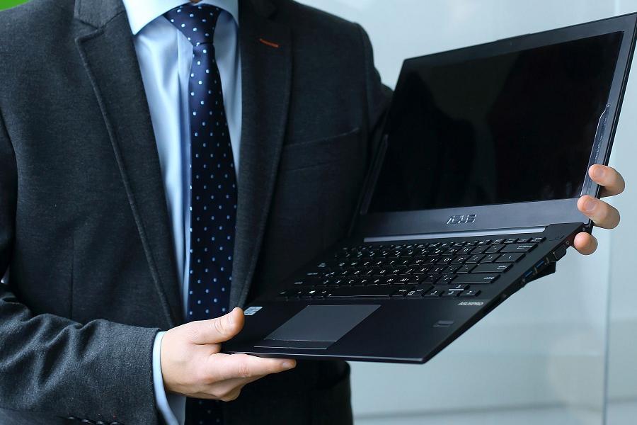 [IP]: ASUS wchodzi na rynek rozwiązań dla biznesu