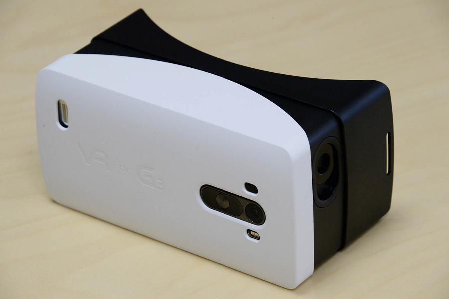 [IP]: LG angażuje się w projekt wirtualnej rzeczywistości Cardboard