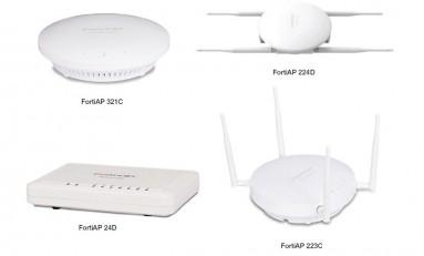 Fortinet prezentuje najbezpieczniejsze na rynku korporacyjne rozwiązanie dla sieci Wi-Fi