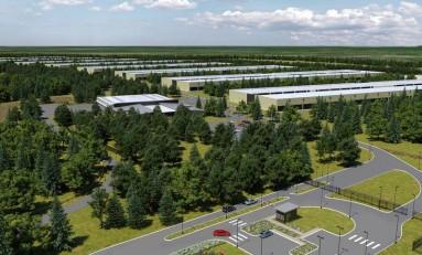 Energooszczędne centrum danych Apple