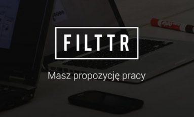 FILTTR – rekrutacja IT przez smartfona