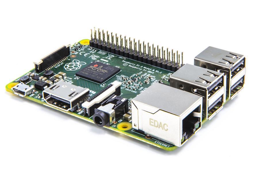 Raspberry Pi coraz popularniejsze