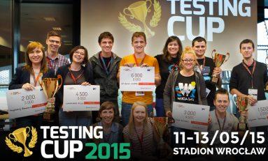Mistrzostwa w testowaniu po raz trzeci