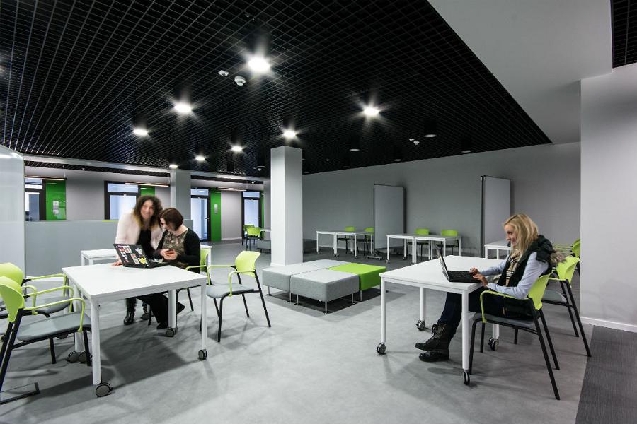 Biznes IT, sztuka i nowinki technologiczne – uroczyste otwarcie nowych budynków Technoparku Pomerania