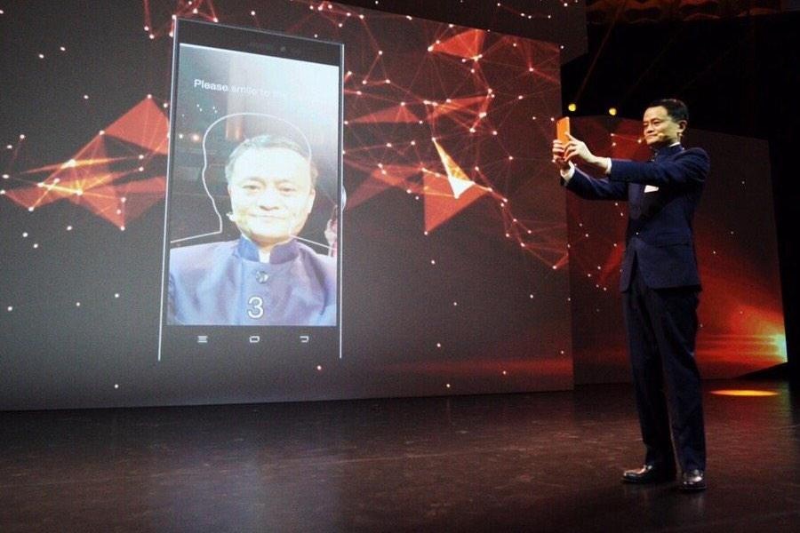 Alibaba wdraża zabezpieczenia biometryczne