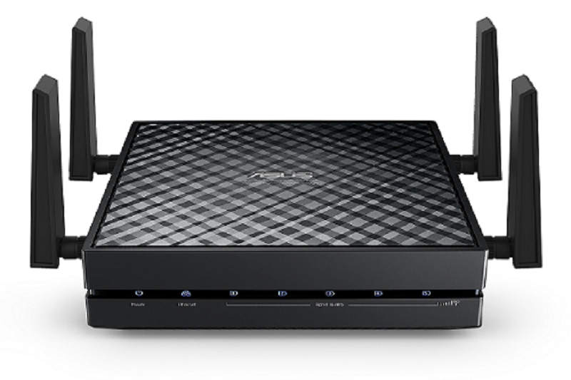 [IP]: ASUS EA-AC87: media bridge i punkt dostępu w jednym