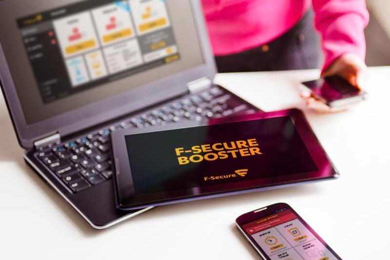 [IP]: F-Secure Booster – optymalizacja komputerów i urządzeń mobilnych
