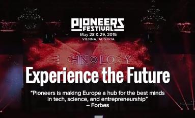 Pioneers Festival szansą na promocję twoich pomysłów