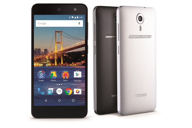 Android One wkracza do Europy