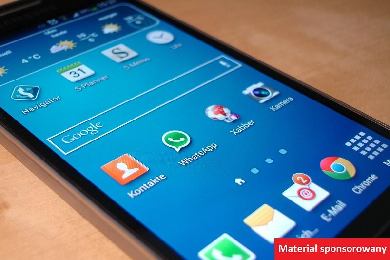 [IP]: Smartfon dla aktywnych