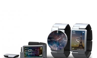 Zegarki również będą modułowe