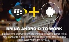 Android i BlackBerry dla biznesu