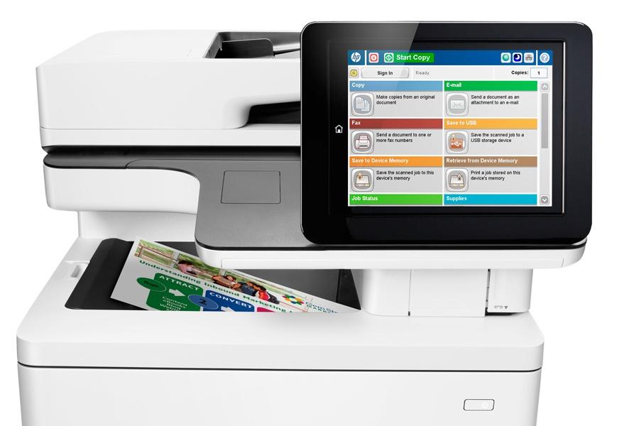 HP zapowiada najlepiej zabezpieczone drukarki na świecie