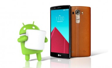 Android 6.0 Marshmallow dla  LG G4