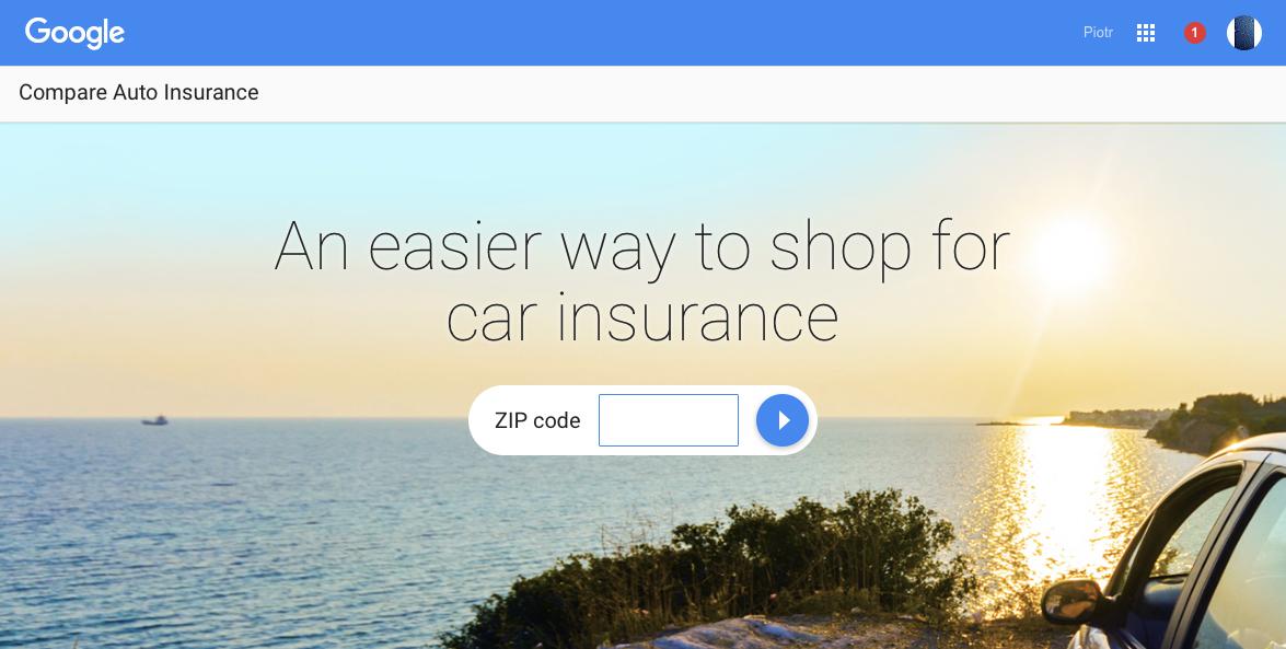 Google wchodzi w ubezpieczenia