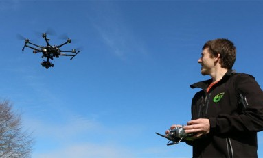 Dostałeś dron pod choinkę? Pomyśl o ubezpieczeniu...