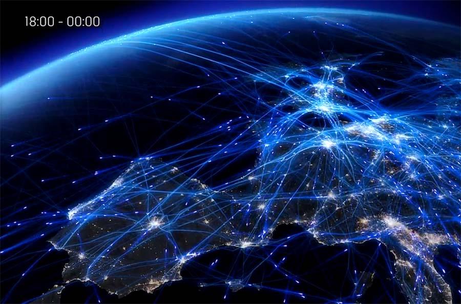 Kosmiczne dane w Polsce