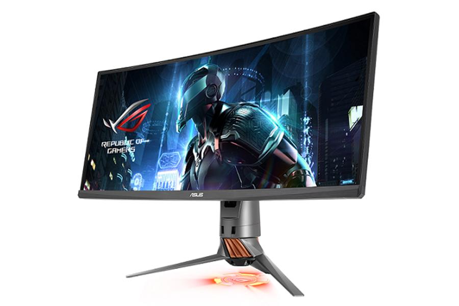 Monitor dla największych fanów gier