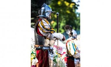 Impreza firmowa w medievalowym stylu
