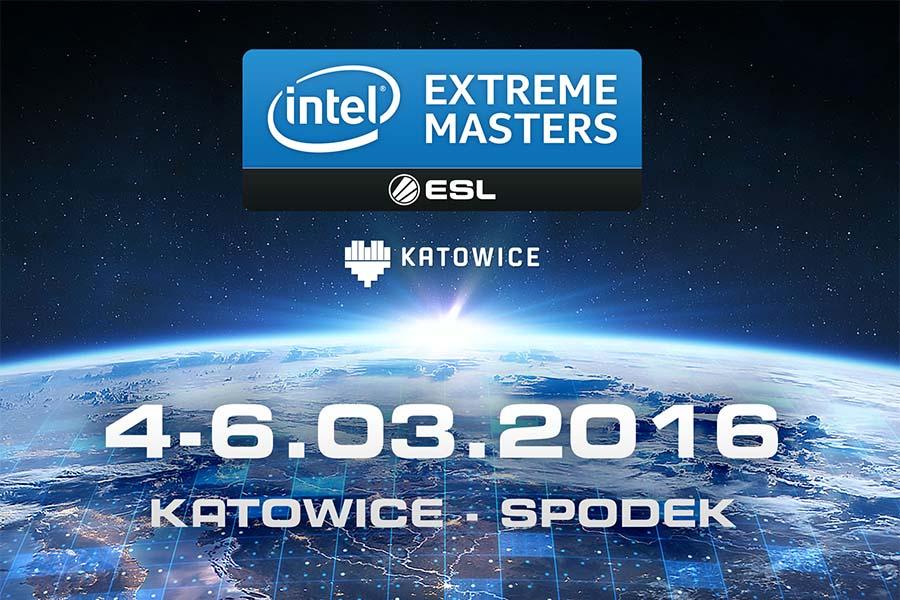 Finał Intel Extreme Masters 2016 w Katowicach – sprzedaż biletów
