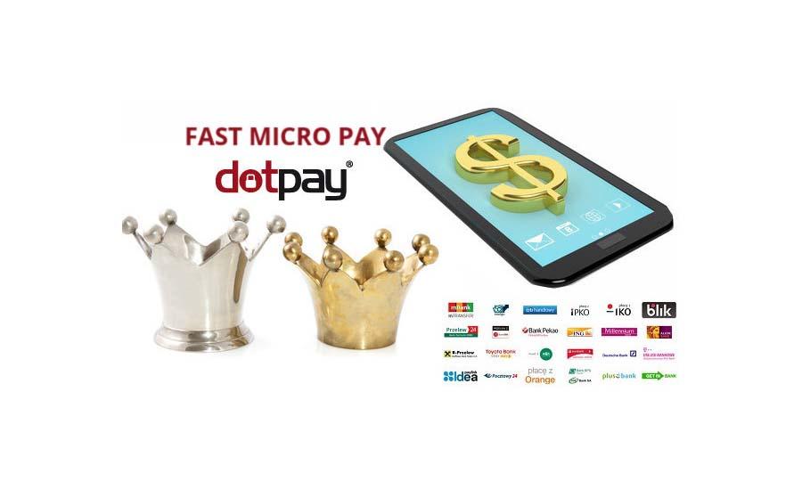 Fast Micro Pay – wtyczka WordPress do płatności na blogu eksperckim