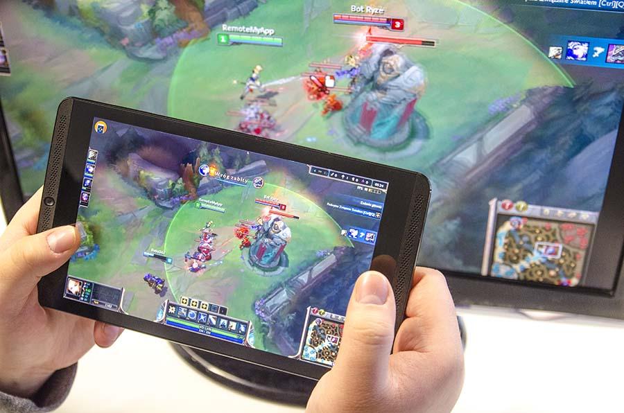 Gry komputerowe w telefonie – nowe możliwości dla graczy