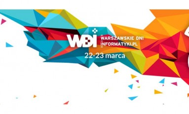 Warszawskie Dni Informatyki, już 22-23 marca