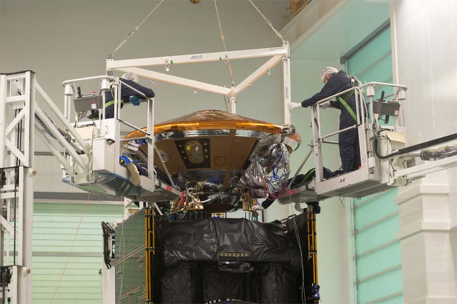 Sonda ExoMars poszuka śladów życia. Polacy mają swój wkład w projekt.